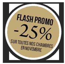flash promo hotel novembre porto vecchio