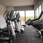 Salle de fitness hotel Porto-Vecchio